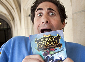 Derek The Ghost On The Art Of Scaring Young People on Latest Ucla Writing Center