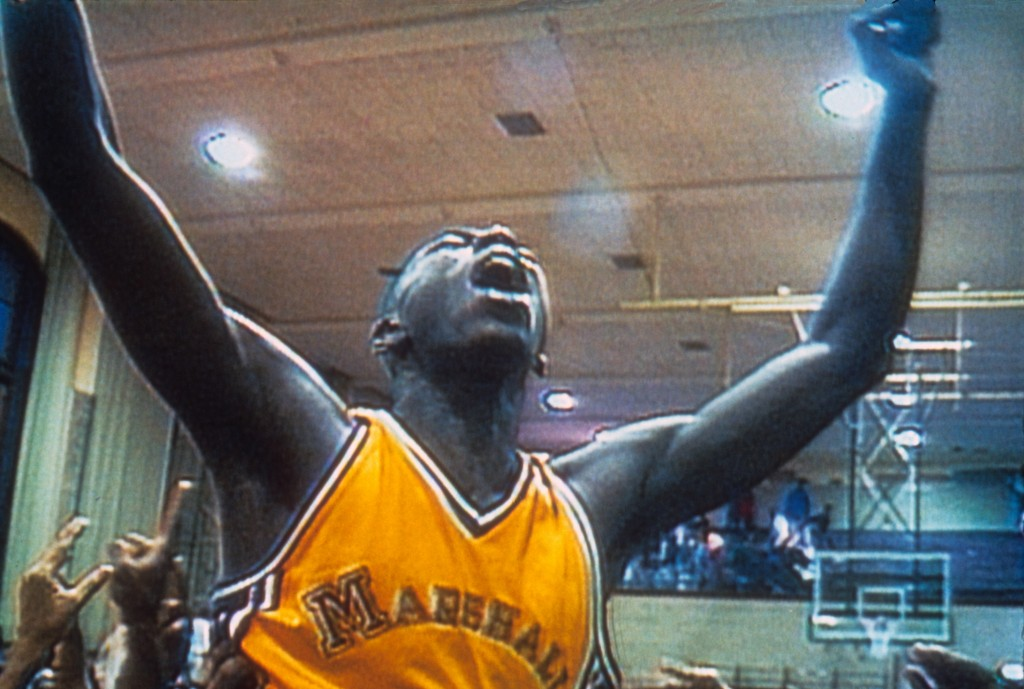 Arthur Agee in HOOP DREAMS (1994), directed by Steve James.