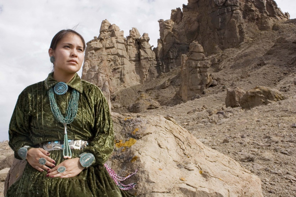 MISS NAVAJO (2007), directed by Billy Luther.