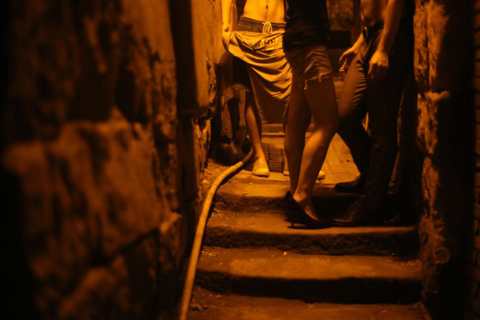THE NIGHT / Ye (2014), directed by Zhou Hao.