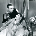 CLEOPATRA (1934), directed by Cecil B. DeMille.