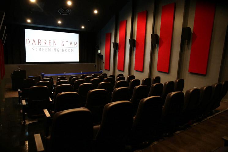 The Darren Star Screening Room Opens Ucla School Of
