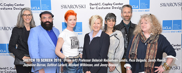 The David C  Copley Center for the Study of Costume Design - UCLA
